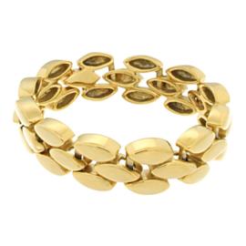 iXXXi Steel Bracelet Belgrade Goudkleurig 19cm