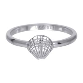 iXXXi Jewelry Vulring Symbol Shell Zilverkleurig 2mm