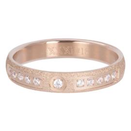 iXXXi Jewelry Vulring Blaze 4mm Rosé