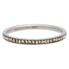 iXXXi Jewelry Vulring 2mm Zirconia Blond Flare