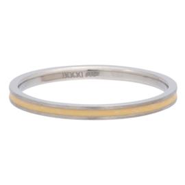 iXXXi Jewelry Vulring 2mm Line Yellow