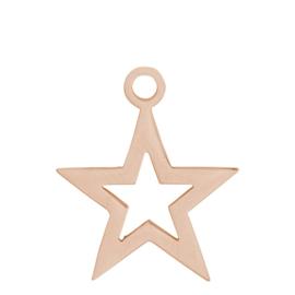 iXXXi Jewelry Charm Open Ster Rosé