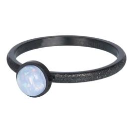 iXXXi Jewelry Vulring Yuki 2mm Zwart