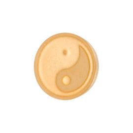 iXXXi Jewelry Top Changes Ying Yang Goudkleurig