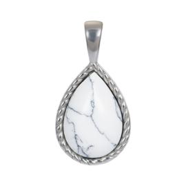 XXXi Jewelry Pendant Magic White Silver