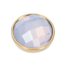 iXXXi Jewelry Top Part Facet Opal Goudkleuirg