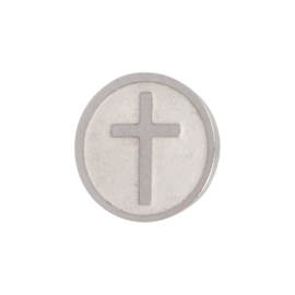 iXXXi Jewelry Top Changes Kruisje Zilverkleurig