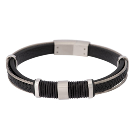iXXXi Men Bracelet Leather Andrew