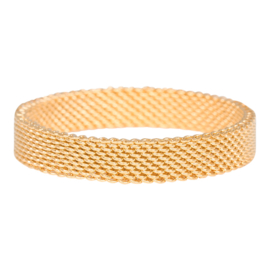 iXXXi Jewelry Mesh Goudkleurig 4mm
