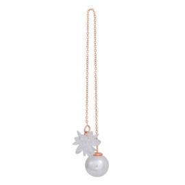 iXXXi Jewelry Oorbellen Fost Rosé