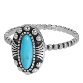 iXXXi Jewelry Vulring Indian Turquoise Silver