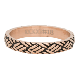 iXXXi Jewelry Love Knot Rosé 4mm