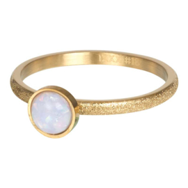 iXXXi Jewelry Vulring Yuki 2mm Goudkleurig