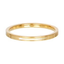 iXXXi Jewelry Vulring Bonaire Goudkleurig 2mm