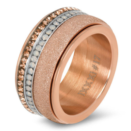 iXXXi Jewelry Basis Ring 10mm Rosé