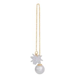iXXXi Jewelry Oorbellen Frost Goudkleurig