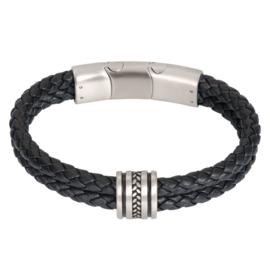 iXXXi Men Bracelet Paul Mat Zilver