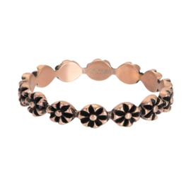 iXXXi Jewelry Vulring Flowers Rosé 4mm