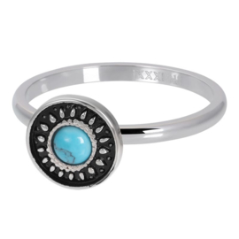 iXXXi Jewelry Vulring Vintage Turquoise Silver