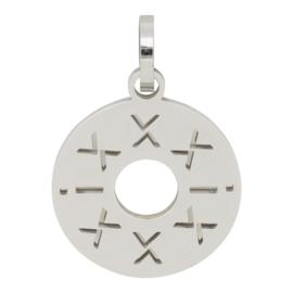 iXXXi Jewelry Hanger iXXXi ø25 Zilverkleurig