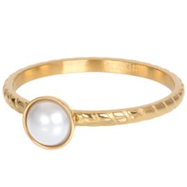 iXXXi Jewelry Vulring Dynasty 2mm Goudkleurig