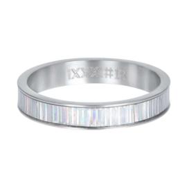 iXXXi Jewelry Vulring Frozen 4mm Zilverkleurig