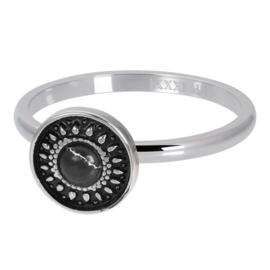 iXXXi Jewelry Vulring Vintage Black Silver