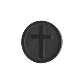 iXXXi Jewelry Top Changes Kruisje Zwart