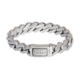 iXXXi Men Armband Reykjavik Mat Zilver