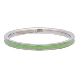 iXXXi Jewelry Vulring 2mm Line Green