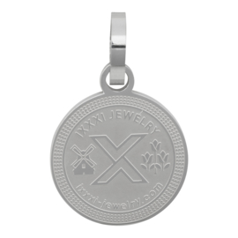 iXXXi Jewelry Hanger iXXXi ø22 Zilverkleurig