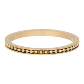 iXXXi Jewelry Mambo Mat Goudkleurig 2mm
