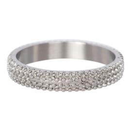 iXXXi Jewelry Kaviaar Zilverkleurig 4mm