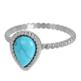 iXXXi Jewelry Vulring Magic Turquoise Silver