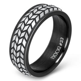 iXXXi Jewelry Men Combi Ring 1