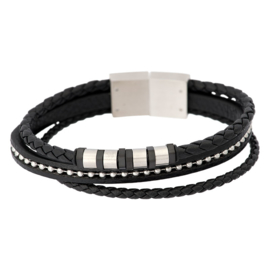 iXXXi Men Bracelet Leather Hunter
