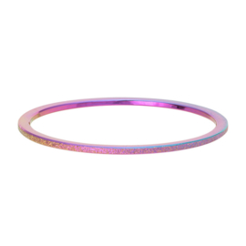 iXXXi Jewelry Vulring Sandblasted Rainbow 1mm