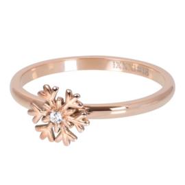 iXXXi Jewelry Vulring Snowflake 2mm Rosé
