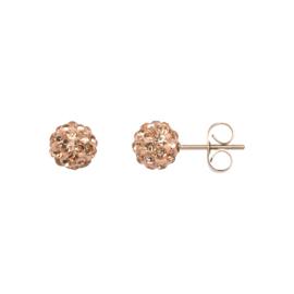 iXXXi Jewelry Ball Oorbellen Rosé