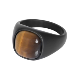iXXXi Men Ring Cadillac Matt Black