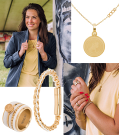 Sporty chic met IXXXI Jewelry