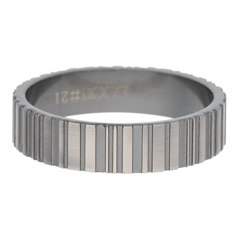 iXXXi Jewelry Men Barcode Mat 6mm