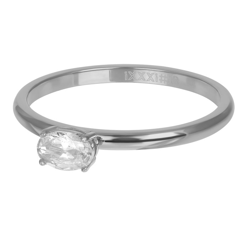 iXXXi Jewelry Vulring King Zilverkleurig 2mm