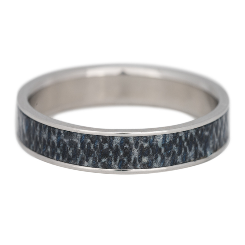 iXXXi Jewelry Men Jeans Mat Zilver 6mm