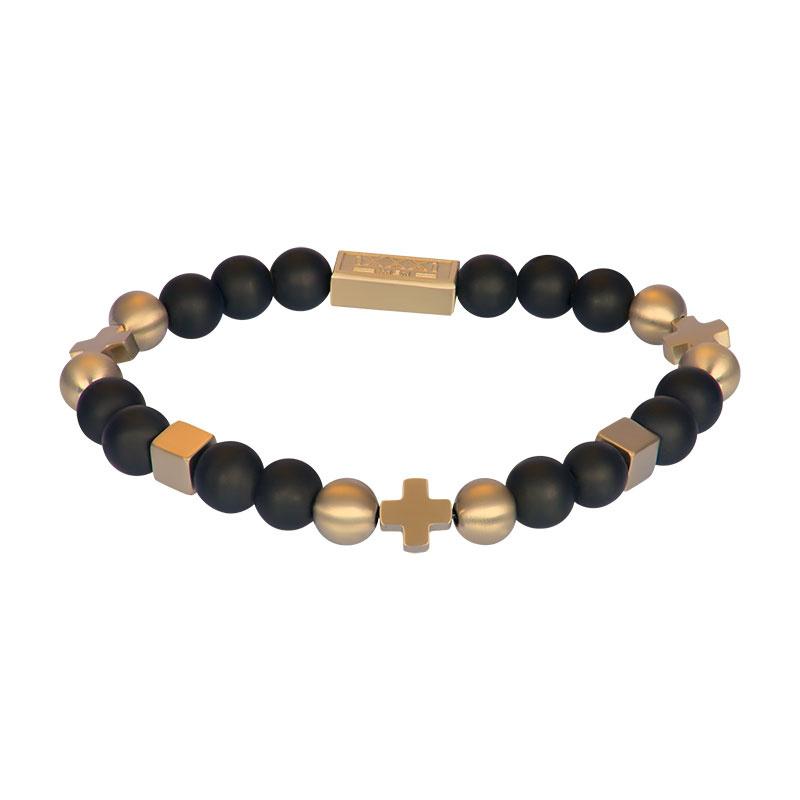 iXXXi Men Bracelet Grover Gold/Black