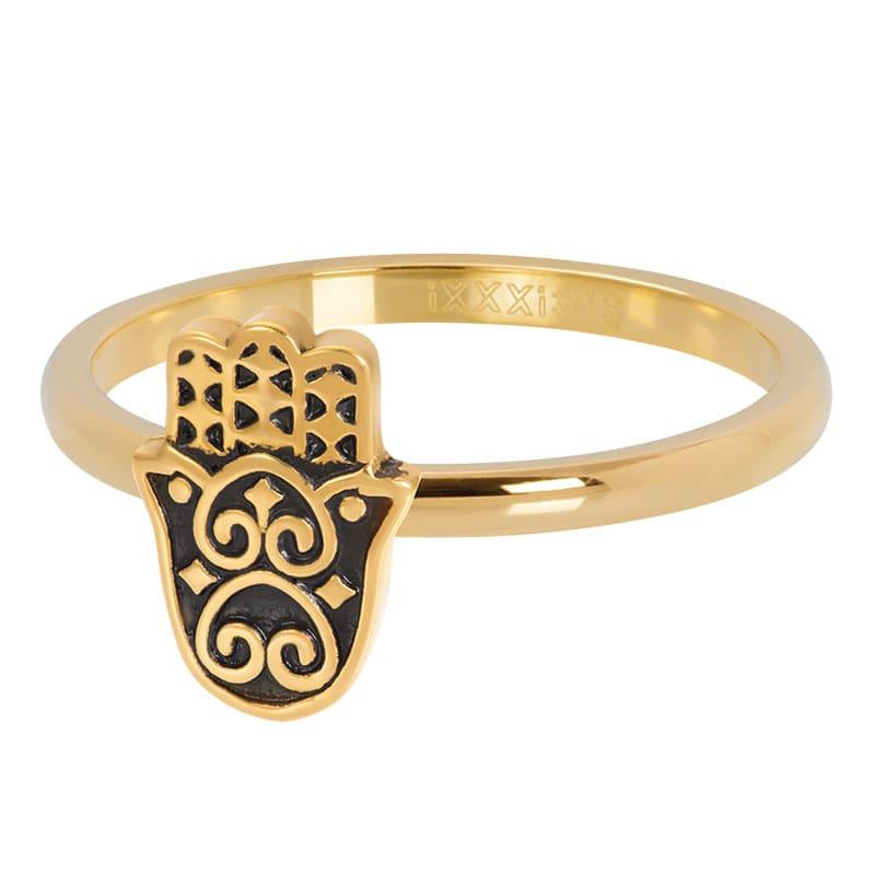 iXXXi Jewelry Vulring Boho Hand Gold