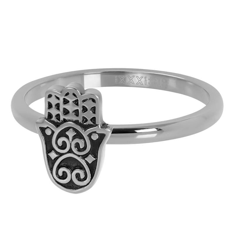 iXXXi Jewelry Vulring Boho Hand Silver