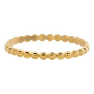iXXXi Jewelry Bolletjes Goudkleurig 2mm
