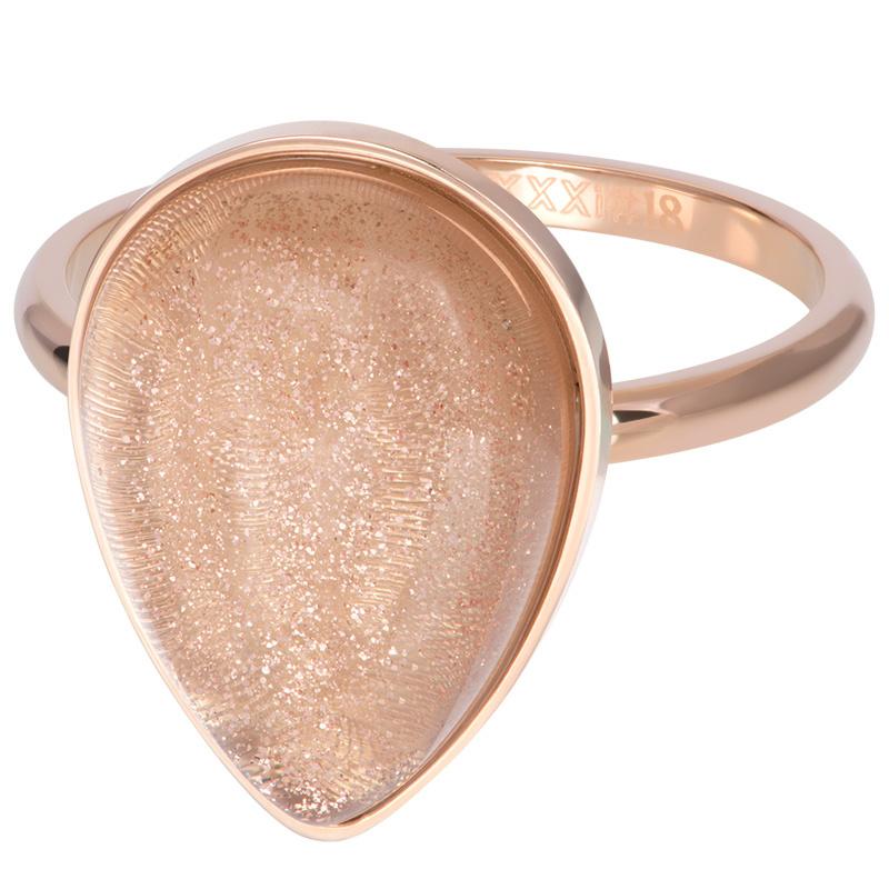 iXXXi Jewelry Vulring Royal Stone Drop Champagne 2mm Rosé