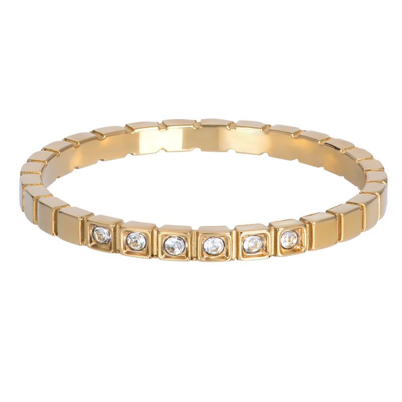 iXXXi Jewelry Vulring Palace Goudkleurig 2mm